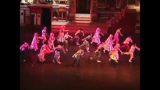 Bollywood performance -Cairo opera house 26 April 2016