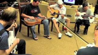 Rascal Flatts Opry Rehearsal Jam 10/16/11