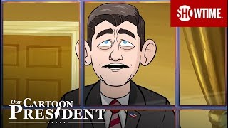 'You Miss Him Don't You?' Ep. 8 Official Clip | Our Cartoon President | SHOWTIME