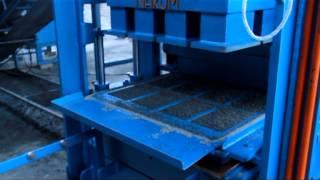 Fully Automatics Fly Ash Bricks Machine