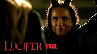 Chloe And Maze Don't See Eye To Eye On Halloween Decorations | Season 2 Ep. 6 | LUCIFER