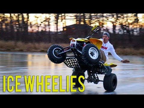 Xxx Mp4 Quad Wheelies On ICE 3gp Sex