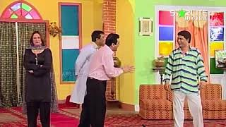 Shahid Khan and Asif Iqbal New Pakistani Stage Drama Full Comedy Funny Clip