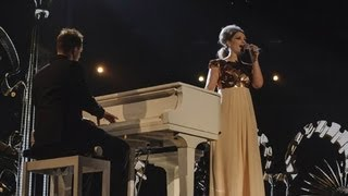 Ella Henderson sings Minnie Ripperton's Loving You - Live Week 2 - The X Factor UK 2012