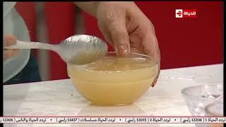 المطبخ | طريقة عمل تشيز كيك مانجو مع الشيف اسماء مسلم