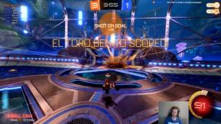 Rocket League Highlight Reel # 2