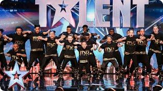 Watch dancers IMD Legion get into their groove   Britain