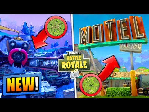 Xxx Mp4 NEW TOWNS FOUND In Fortnite Battle Royale FIRST LOOK 3gp Sex