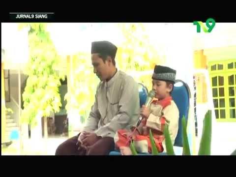 Qori merdu anak idaman ; dekatkan anak dengan Al Qur'an kitab sucinya