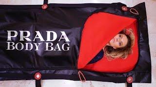 Prada Body Bag - {The Kloons}