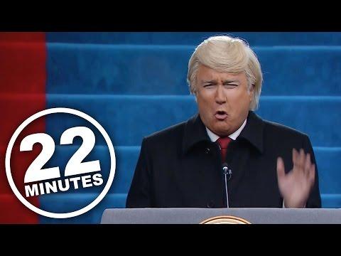 Trump reveals he prank called Canada 22 Minutes