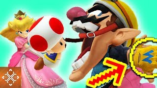 10 WEIRD Facts You Never Knew About WARIO