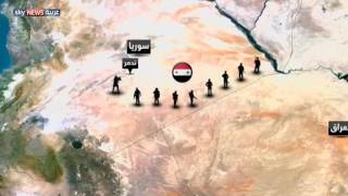 تعزيزات للجيش السوري على الحدود العراقية