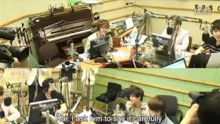 [Eng Sub][Full] 120507 EXO-K Kiss The Radio