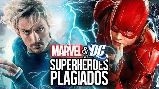 ¡Los 10 PLAGIOS más Impresionantes de MARVEL Y DC!