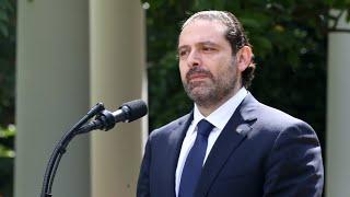 La France souhaite que Saad Hariri puisse retourner au Liban