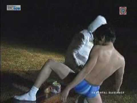 Jommy Dance Naked Pinoy Fear Factor