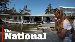 Florida Keys residents shocked by Hurricane Irma damage