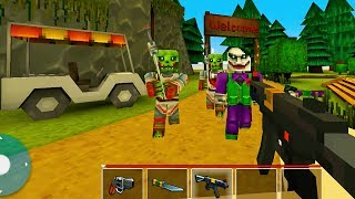 Mad GunZ Android Gameplay HD