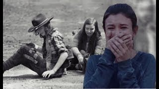 Carl & Enid II Without you {+8x12} TWD