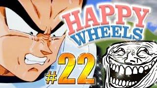 MALDITO TROLL!! - Happy Wheels: Episodio 22   Fernanfloo