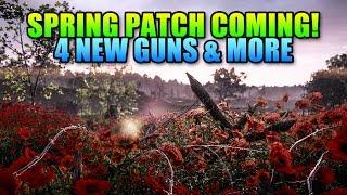 Battlefield 1 Spring Patch Details - 4 new Gun Variants!