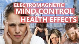 Cell Phone Tower Radiation & Wifi Radiation - What They're Not Telling You