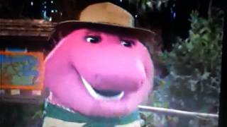 Barney Camping Movie