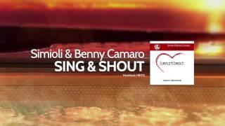 Simioli & Benny Camaro - Sing & Shout
