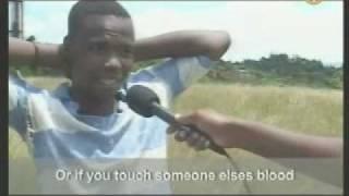 SA Jokes; A man who wont say anything
