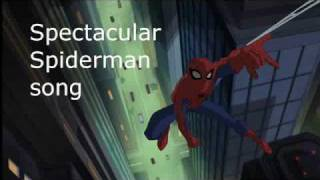 Spectacular Spiderman song