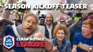 Clash Royale League: OFFICIAL 2018 Season Kickoff Teaser