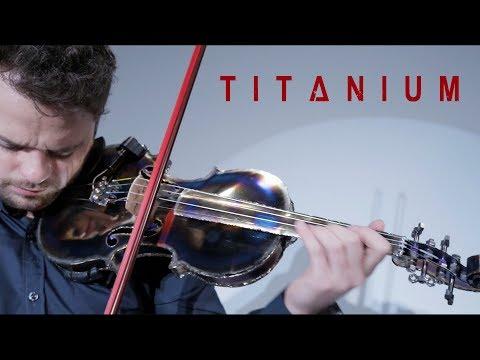 Titanium on a Titanium Violin