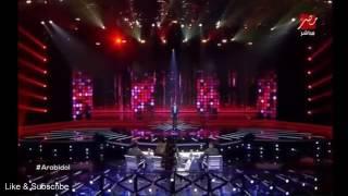 همام ابراهيم موال امل منك وأغنية جنه جنه عرب ايدول البرايم 4
