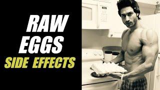 Side Effects of eating RAW EGGS | Info by Guru Mann