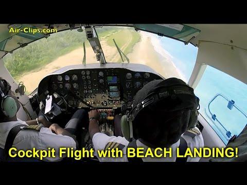 Xxx Mp4 Air Vanuatu Harbin Y 12 COCKPIT Flight BEACH LANDING In PARADISE AirClips Full Flight Series 3gp Sex