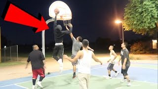 SOMEBODY GOT DUNKED ON (Must Watch)