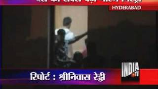 Caught On Camera: Shoaib malik-Sania Mirza dance at her Hyderabad house - India TV