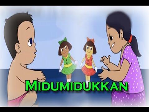 Midumidukkan Song 5   For Children Song   MalayalamKids Song