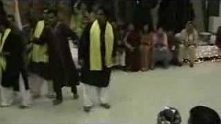Rubina's Mehndi Dance