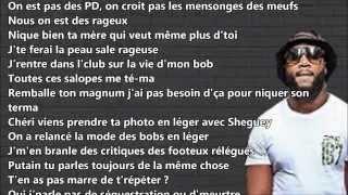 Gradur - Bébé STP Paroles Lyrics