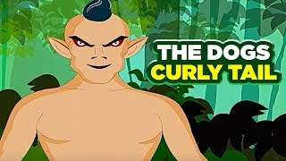 Swami Vivekananda Tales | The Dogs Curly Tail | Hindi Animated Stories | Masti Ki Paathshala