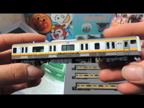 Xxx Mp4 【Nゲージ カトー】E233系8000番台 南武線 ~開封&試運転~ 3gp Sex