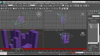 Camera Link to Path Part 1- 3DS Max Tootorial
