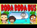 Download Video Roda Roda Bus | Wheels On The Bus in Indonesian | Lagu Anak Anak | Kumpulan 3GP MP4 FLV