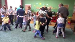 Zabawy integracyjne w przedszkolu
