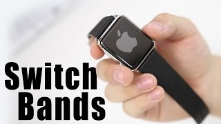 Use 38mm Band on a 42mm Apple Watch!