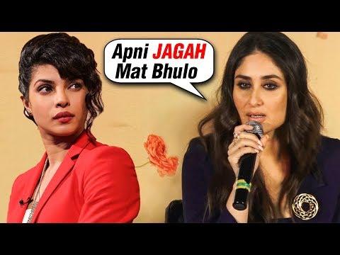 Xxx Mp4 Kareena Kapoor TAUNTS Priyanka Chopra For Moving Into Hollywood Koffee With Karan 6 3gp Sex