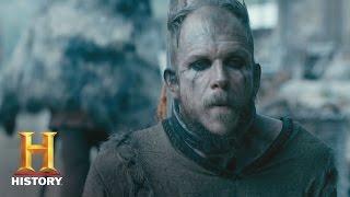 Vikings: Floki Begs Helga for Freedom (Season 4, Episode 1) | History