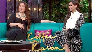Kareena Kapoor Khan & Sonam Kapoor on Koffee With Karan Season 5 Episode 11   BEST MOMENTS